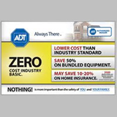Adt Authorized Equipment Pricing Guide